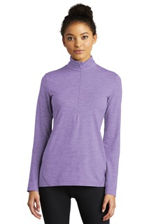 Sport-Tek® Ladies Exchange 1.5 Long Sleeve 1/2-Zip-