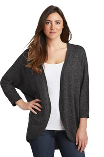Port Authority Ladies Hospitality Polos & Knits ® Ladies Marled Cocoon Sweater.-Port Authority