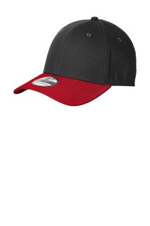New Era ® Stretch Cotton Striped Cap-New Era