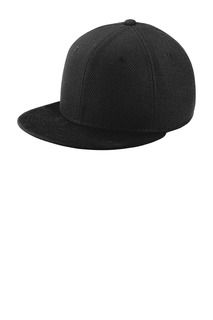 New Era ® Youth Original Fit Diamond Era Flat Bill Snapback Cap.-