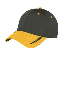 New Era Shadow Stretch Heather Colorblock Cap.-