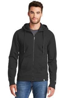 New Era French Terry Full-Zip Hoodie.-New Era