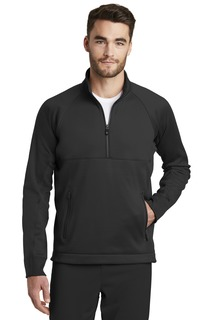 New Era Venue Fleece 1/4-Zip Pullover.-