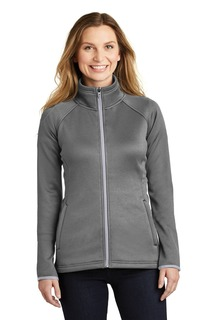 The North Face ® Ladies Canyon Flats Stretch Fleece Jacket.-The North Face