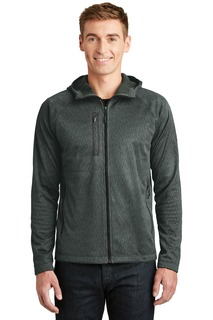 The North Face ® Canyon Flats Fleece Hooded Jacket.-The North Face