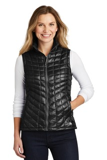 The North Face Industrial Ladies Outerwear ® Ladies ThermoBall Trekker Vest.-The North Face