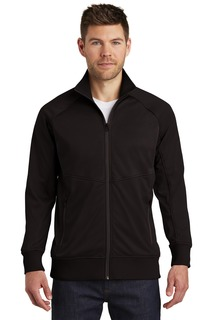 The North Face Tech Full-Zip Fleece Jacket.-The North Face