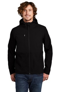 The North Face Castle Rock Hooded Soft Shell Jacket.-