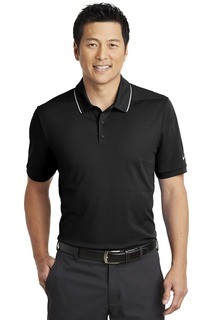 Nike Dri-FIT Edge Tipped Polo.-