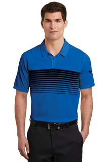 Nike Dri-FIT Chest Stripe Polo.-