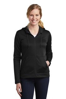 Nike Ladies Therma-FIT Full-Zip Fleece Hoodie.-Nike