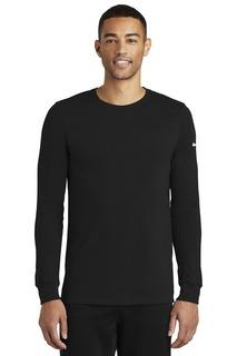 Nike Hospitality T-Shirts Dri-FIT Cotton/Poly Long Sleeve Tee.-Nike
