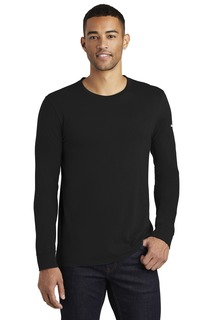 Nike Core Cotton Long Sleeve Tee.-Nike