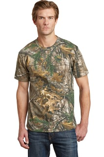 Russell Outdoors - Realtree Explorer 100% Cotton T-Shirt.-Russell Outdoor
