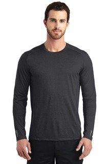 OGIO® ENDURANCE Long Sleeve Pulse Crew.-OGIO