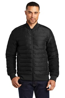 OGIO Street Puffy Full-Zip Jacket.-