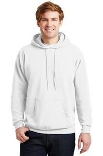 Hanes® EcoSmart® - Pullover Hooded Sweatshirt.-