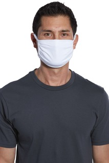 Port Authority ® Cotton Knit Face Mask 500 pack (1 Case)-Port Authority