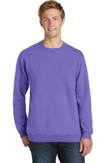 Port & Company® Beach Wash Garment-Dyed Sweatshirt-