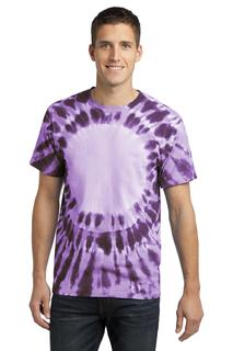 Port & Company® -Window Tie-Dye Tee.