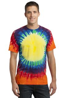 Port & Company® -Window Tie-Dye Tee.-