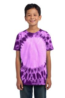 Port & Company® - Youth Window Tie-Dye Tee.