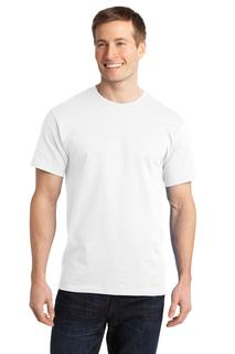 Port & Company® - Ring Spun Cotton Tee.-