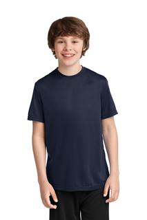 Port & Company Youth Performance Tee.-Port & Company