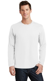 Port & Company® Long Sleeve Fan Favorite Tee.-Port & Company