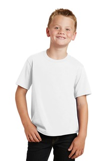 Port & Company® Youth Fan Favorite Tee.-Port & Company