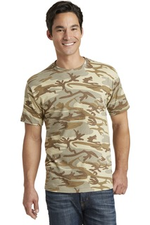 Port & Company® Core Cotton Camo Tee.