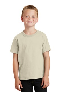 Port & Company® - Youth Core Cotton Tee.-