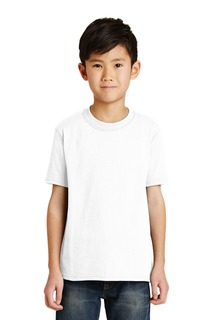 Port & Company® - Youth Core Blend Tee.-