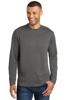 Port & Company®Performance Fleece Crewneck Sweatshirt.-