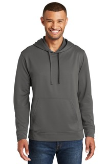 Port & Company® Performance Fleece Pullover Hooded Sweatshirt.-Port & Company