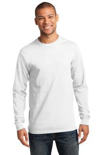 Port & Company® - Long Sleeve Essential Tee.-Port & Company