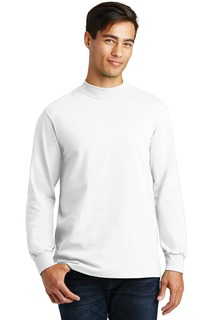 Port & Company® - Essential Mock Turtleneck.-Port & Company