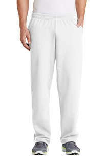 Port & Company® - Core Fleece Sweatpant with Pockets.-Port & Company