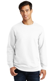 Port & Company® Fan Favorite Fleece Crewneck Sweatshirt.-