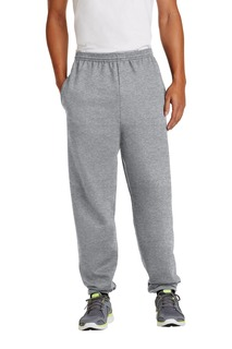 Port & Company® - Essential Fleece Sweatpant with Pockets.-Port & Company