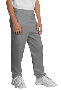 Port & Company® - Youth Core Fleece Sweatpant.-Port & Company