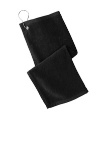 Port Authority Grommeted Hemmed Towel-Port Authority