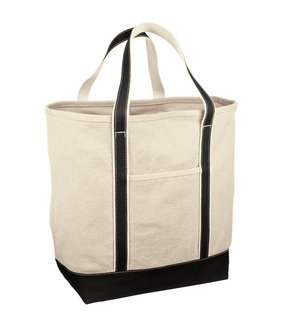 Red House® - Large Heavyweight Canvas Tote.