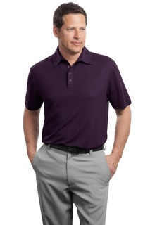 Red House® - Contrast Stitch Performance Pique Polo -