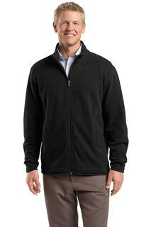 Red House® - Sweater Fleece Full-Zip Jacket.