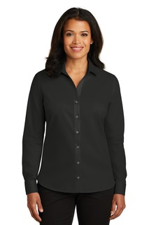 Red House® Ladies Non-Iron Twill Shirt.-Red House