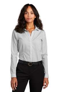 Red House ® Ladies Open Ground Check Non-Iron Shirt-Red House