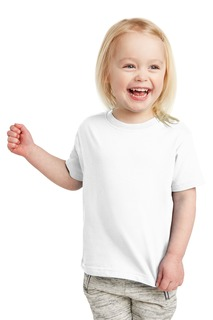 Rabbit Skins Toddler Fine Jersey Tee.-