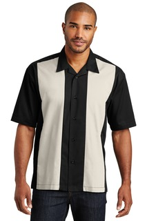 Port Authority® Retro Camp Shirt.-Port Authority