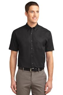 Port Authority® Short Sleeve Easy Care Shirt.-Port Authority